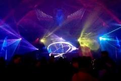 Licht- & Lasershow